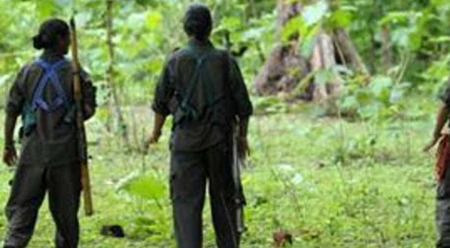27 Naxalites surrender in Chhattisgarh`s Dantewada