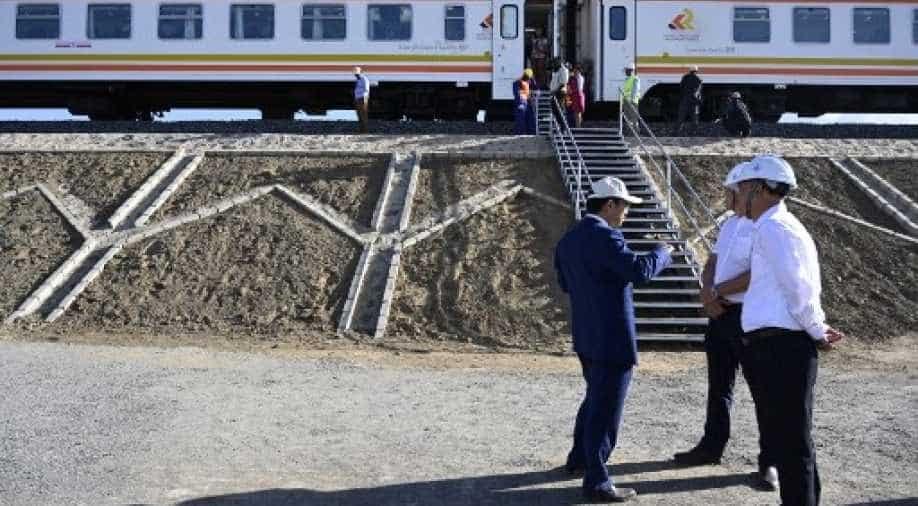 Kenya court rejects China`s multi-billion dollar BRI rail project