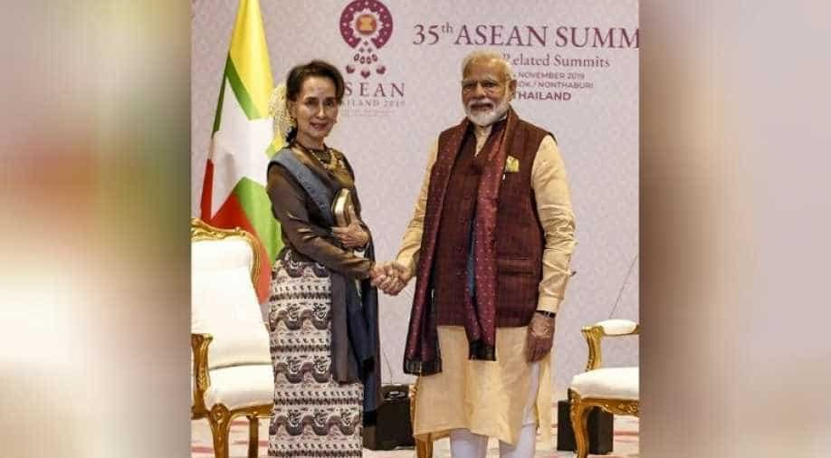 As China pushes for BRI, why Myanmar is coming close to India