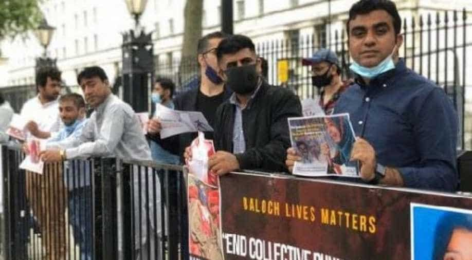 Baloch Human Rights Council outraged over murder of Hayat Baloch by Pakistani forces